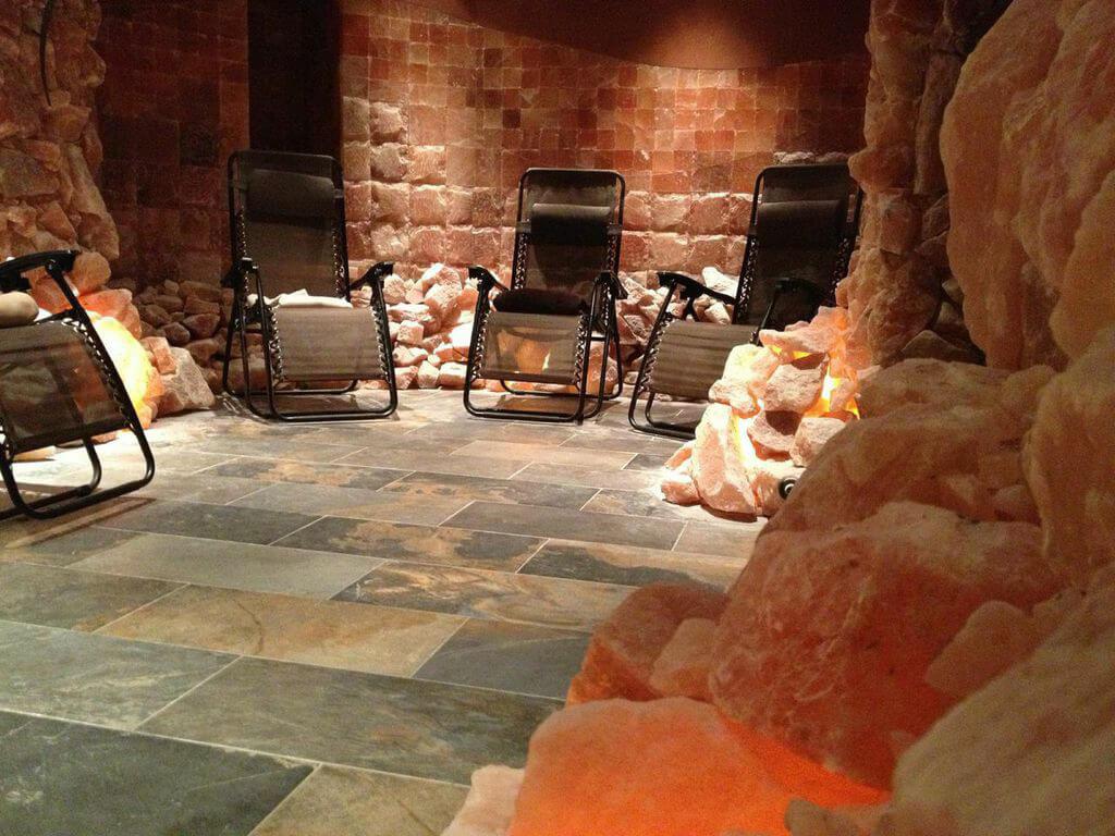 S A L T D 233 Cor Salt Chamber