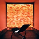 Himalayan salt therapy cave (Spa at The Linq)