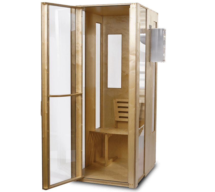 saltbooth MULTI S.A.L.T. Booth®