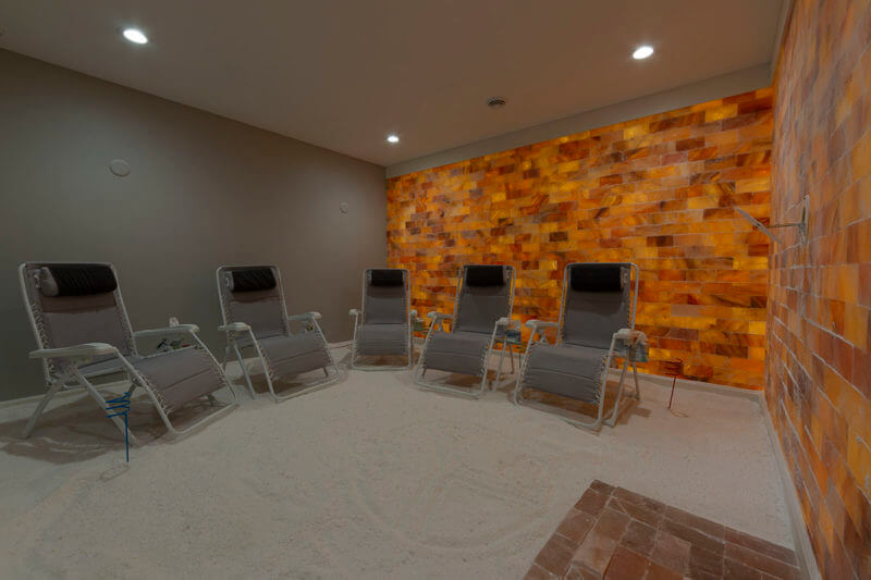 Breathe Salt and Sauna Picture 1 Client Gallery