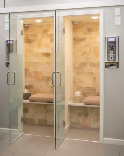 Breathe Salt and Sauna Picture 2 Client Gallery