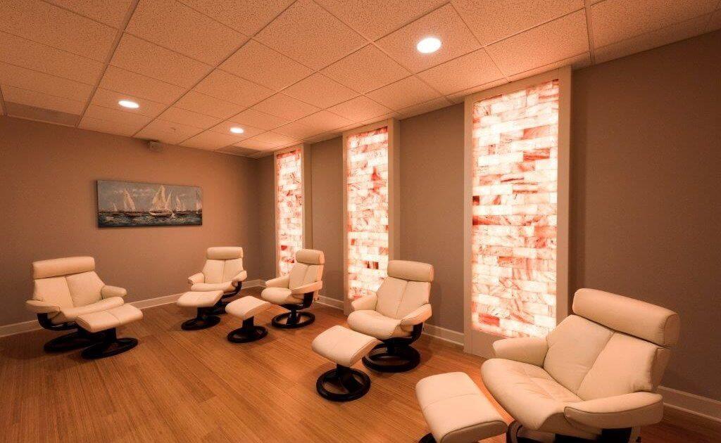 Laurel Parc Salt Room Picture 1024x630 Client Gallery