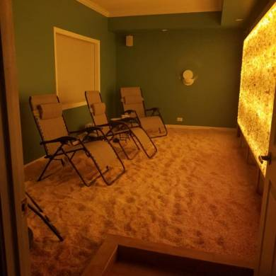 North Shore Salt Therapy Center Highland Park Illinois Picture 2 061019 Client Gallery