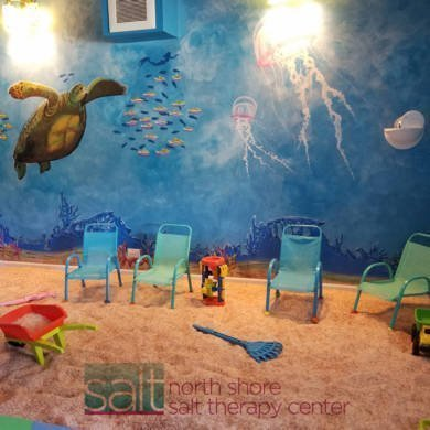 North Shore Salt Therapy Center Highland Park Illinois Picture 4 061019 Client Gallery