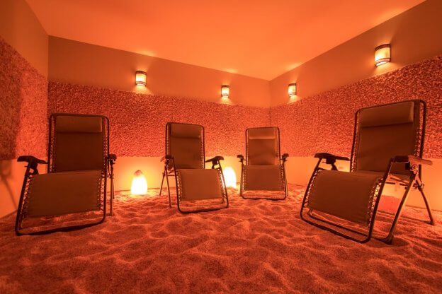 Salt Therapy And Cystic Fibrosis Salt Chamber