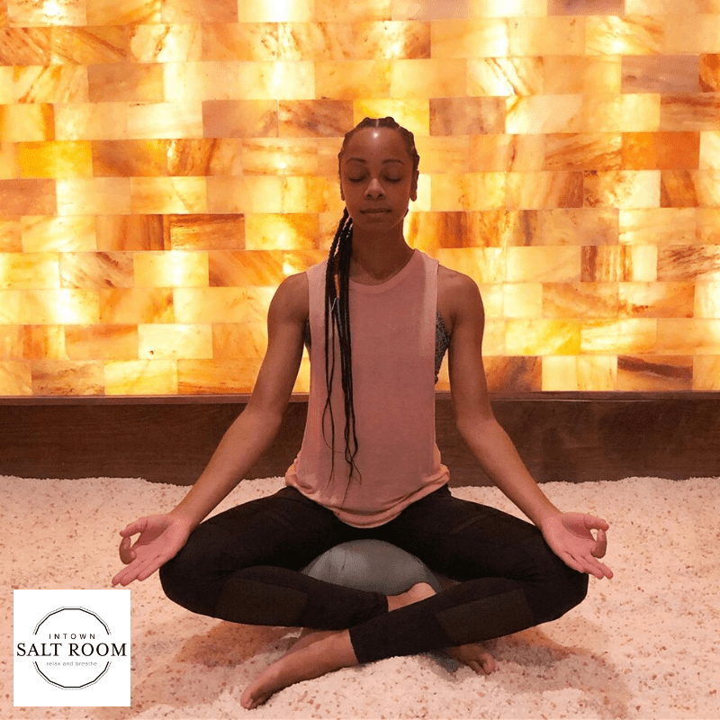 Intown Salt Room Meditation Picture 013020 Client Gallery