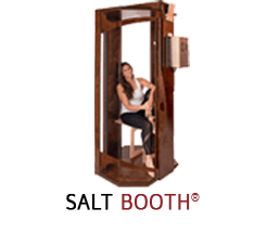 salt booth 2 Salt Chamber   Salt Therapy Room Equipment | Salt Supplies