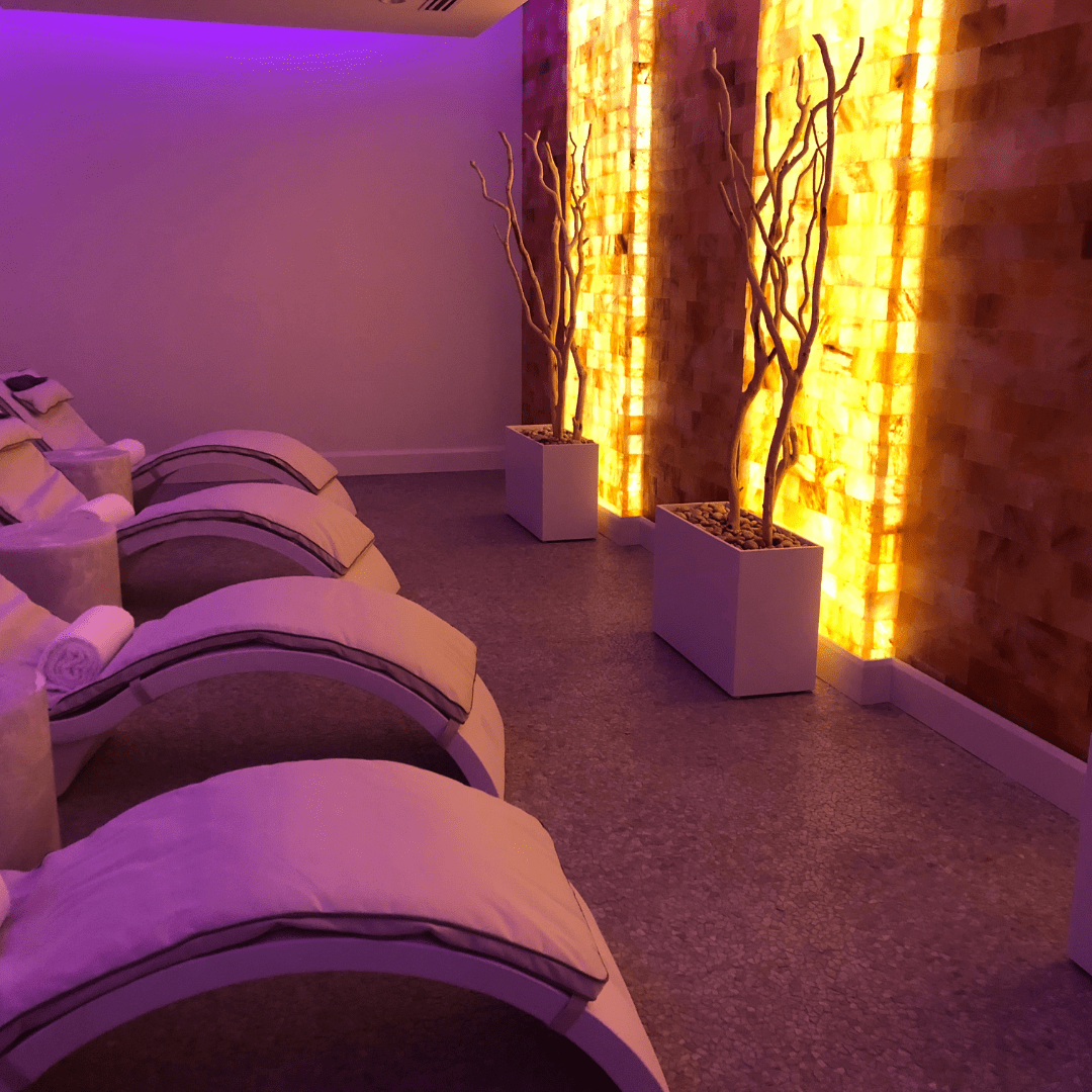 St. Andrew Country Club 021221 Why Spas Are Adding Salt Therapy in 2021